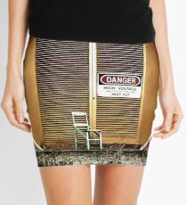 Electric Chair  Mini Skirt