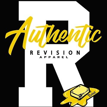 R for REVISION( BLACK OUT GROUP) by MelanieAndujar