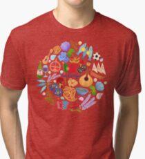 Viva Portugal! Tri-blend T-Shirt
