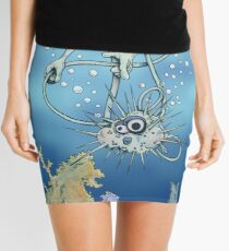 Kwillin Leash Mini Skirt