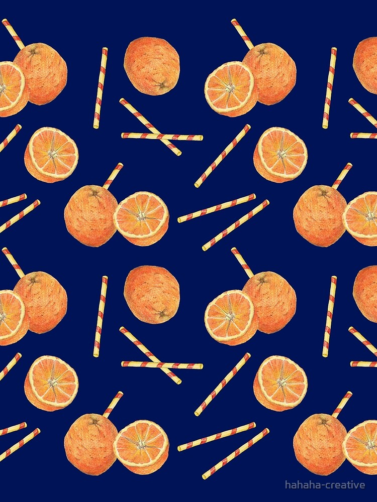 orange juice _blue by hahaha-creative