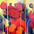 Poppies by agatakobus