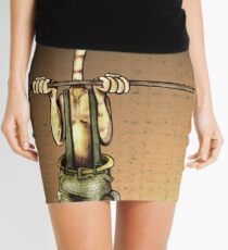 Nockers Mini Skirt