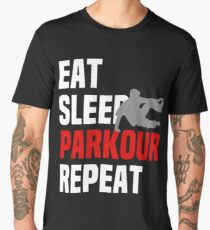 Parkour Men's Premium T-Shirt