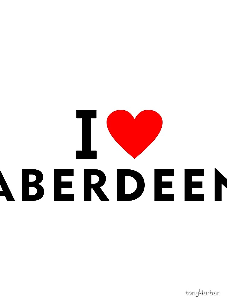 I love Aberdeen city by tony4urban