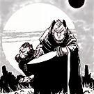 Black Moon Beast by gregvanderLeun