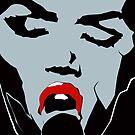 Grace Jones by Richard Ackoon
