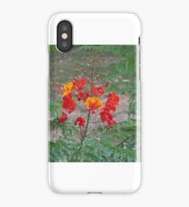 Texas Flowers iPhone Case