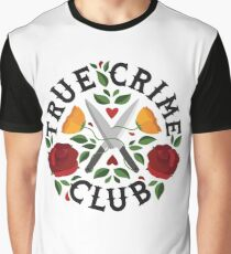 True Crime Club  Graphic T-Shirt