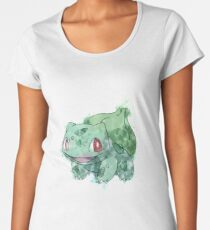 """So you chose the grass type!"" Women's Premium T-Shirt"