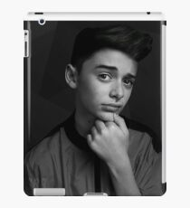 Noah Schnapp iPad Case/Skin