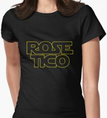 Rose <3 Women's Fitted T-Shirt