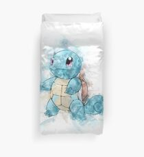 """So you chose the water type"" Duvet Cover"
