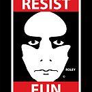 Fun Sticker by RoleyShop