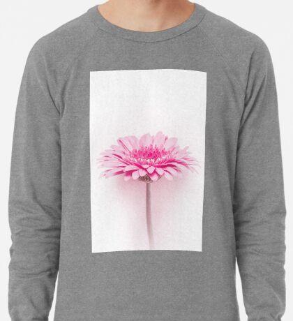 Rosa Gerbera Leichter Pullover