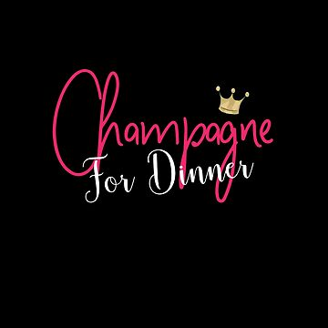 Champagne for Dinner  by MNA-Art