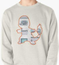 Fire Pallet Town Pullover