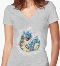 Was the Splash-ing worth the wait? Of course!  Women's Fitted V-Neck T-Shirt