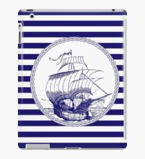 Marine - ship iPad Case/Skin