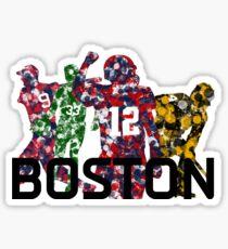 Boston Legends 2 Sticker
