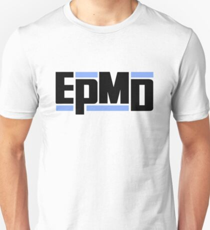 EPMD Unfinished Business LP PROMO REPLICA T-Shirt