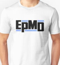 Camiseta unisex EPMD Unfinished Business LP PROMO REPLICA