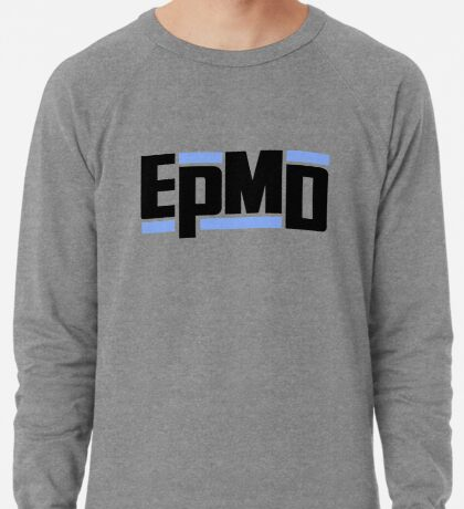EPMD Unfinished Business LP PROMO REPLICA Lightweight Sweatshirt