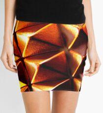 Front-liner Mini Skirt