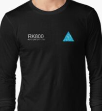Connor RK800 Detroit Become Human  Long Sleeve T-Shirt