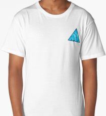 Connor RK800 Detroit Become Human  Long T-Shirt