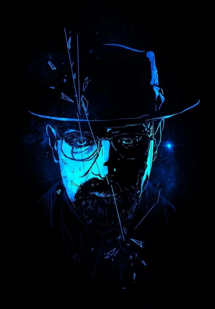 Heisenberg by nicebleed