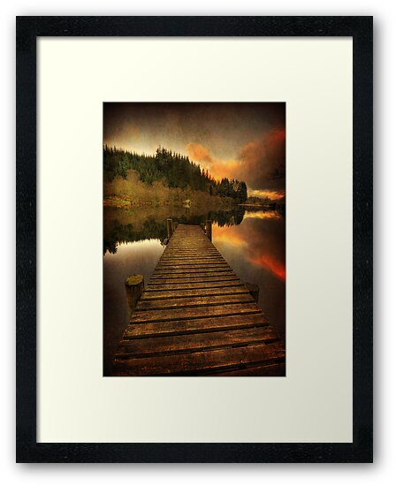 The Jetty (2) by Karl Williams