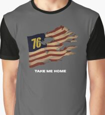 Take Me Home (to Vault 76) Graphic T-Shirt