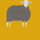 Herdwick sheep (companion) by psygon
