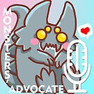 Monsters' Advocate Logo by SugarDrake