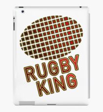 Let everyone know you are the Ultimate Fan - the Ruby King. iPad Case/Skin