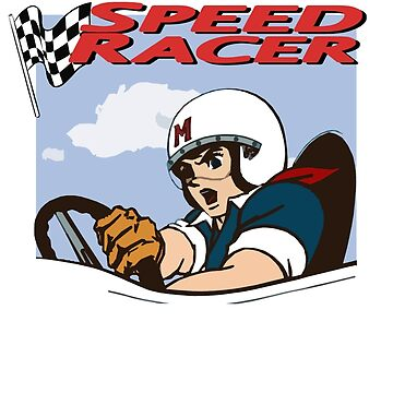 Speed Racer - Lance, pulp fiction by michaeldeath