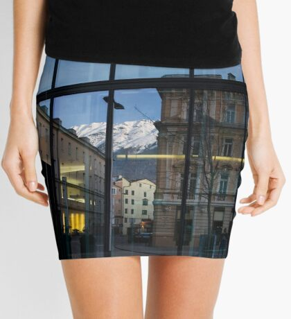 Hotel with a View Mini Skirt