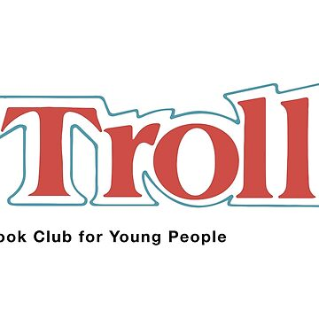 Troll Book Club logo by jph298