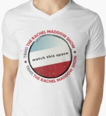 The Rachel Maddow Show - Truth! Men's V-Neck T-Shirt