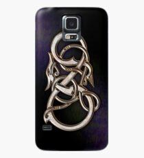 Viking Dragon in metal Case/Skin for Samsung Galaxy