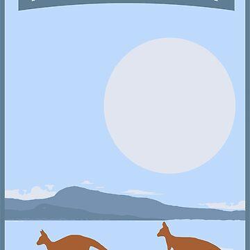 Australia by hi-stephen