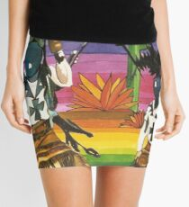 Kachinas Mini Skirt