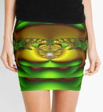 Shell Mini Skirt