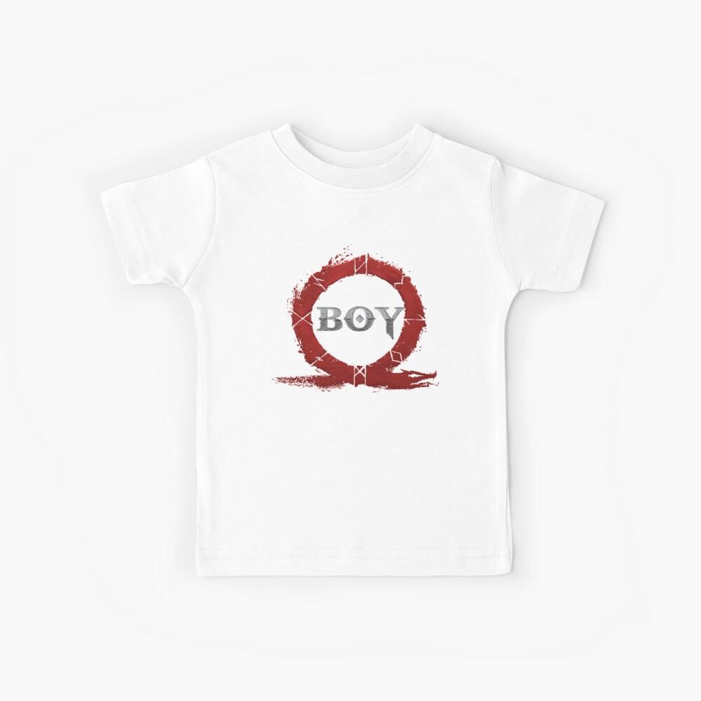 BOY : God of War Kids T-Shirt