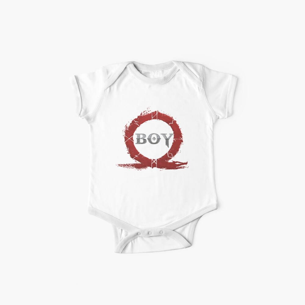 BOY : God of War Baby One-Piece