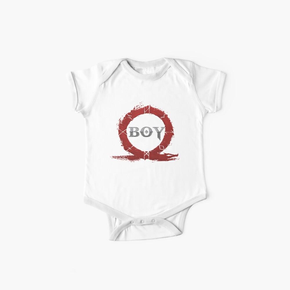 BOY : God of War Baby One-Pieces