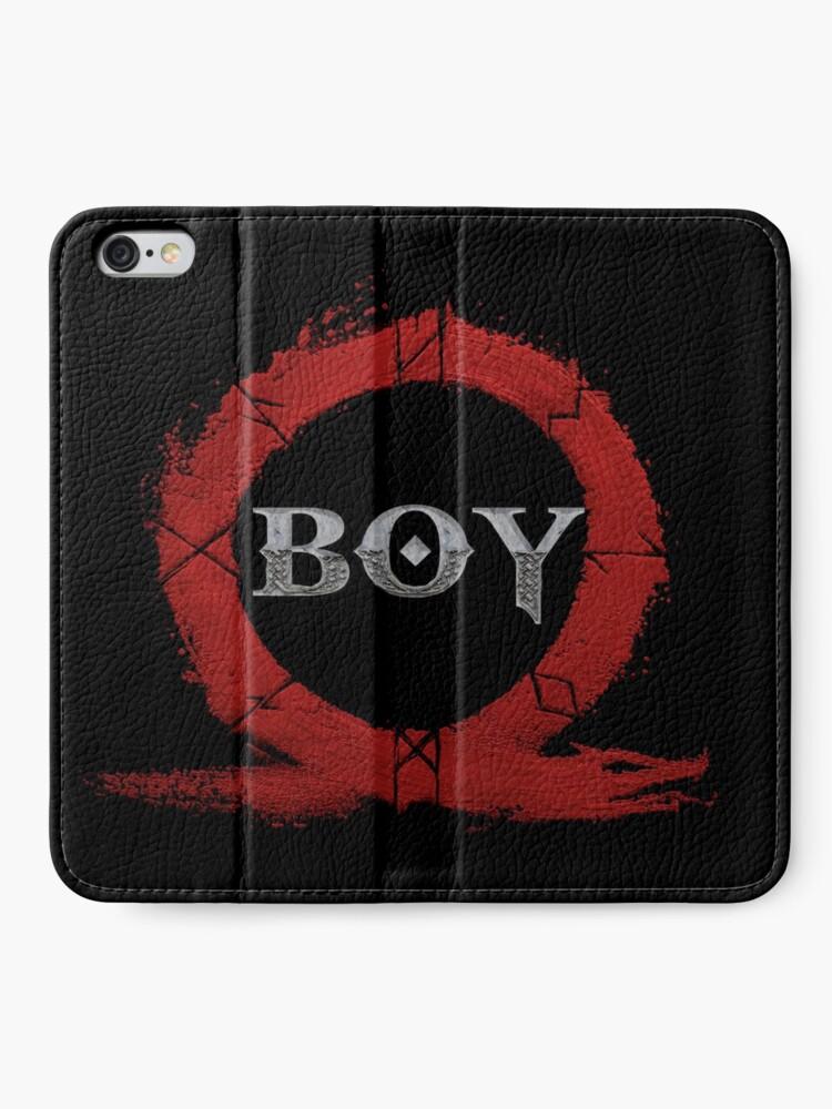 Alternate view of BOY : God of War iPhone Wallet