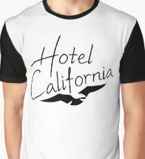 Hotel Californien Grafik T-Shirt