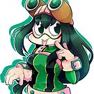 Froppy by darkmagicswh
